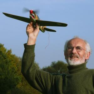 Cox Microwarbird Handlaunch