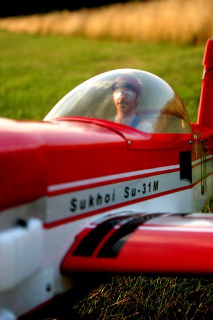 Pilotenpuppe Sonnenbrille aus Spiegelfolie